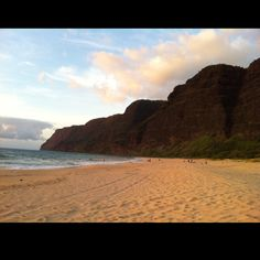 South shore Kauai Hawaii