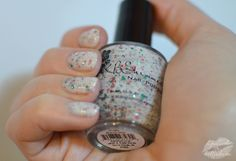 Mani Monday - KBShimmer Holly Back Girl | Lipstick and Lullabies