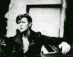 """Till there was rock, you only had God."" ~David Bowie, Ziggy Stardust, Sweet Head"