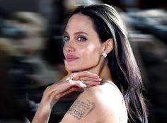 angelina jolie divorce brad pitt removing tattoos