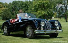 1955 Jaguar XK140 MC/SE