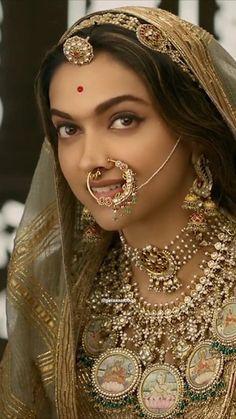 Bridal Nose Ring, Saraswati Goddess, Simple Art, Deepika Padukone, Art Drawings, Hoop Earrings, Random, Jewelry, Design