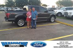 #HappyBirthday to Janet from Casey Gonzales at Waxahachie Ford!  https://deliverymaxx.com/DealerReviews.aspx?DealerCode=E749  #HappyBirthday #WaxahachieFord