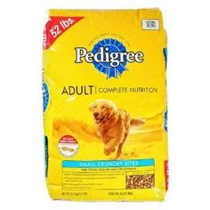 Pedigree Adult Dry Dog Food  52 lb 2 Pack -- Read more reviews of the product by visiting the link on the image.