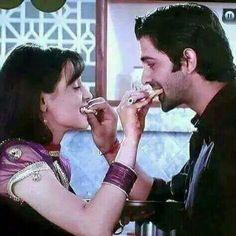 Arnav & Khushi - #BarunSobti & #SanayaIrani offscreen in #ipkknd