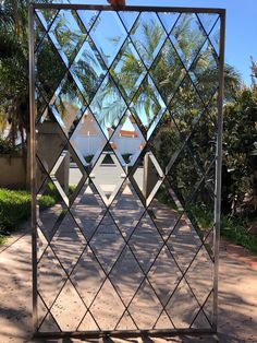 "The ""Blitz"" Traditional & Timeless Tudor Style Beveled Diamonds Leaded Glass Window Bathroom Windows, Glass Bathroom, Leaded Glass Windows, Glass Panels, Glass Wall Art, Stained Glass Art, Glass Wall Design, Glass Front Door, Glass Door"