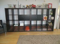 Ikea Regale und Vitrinen