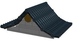 LEGO Technic Roof Technique