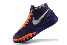 8f8981c1caaa WMNS Kyrie 1 Phoenix Suns Club Purple Hot Lava Metallic Silver Phoenix  Suns