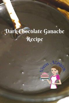 Chocolate Ganache is an absolute treat you can add to any cake or cupcake. It is the perfect frosting you can use when decorating cakes, especially novelty cakes. The firmness of the chocolate can be a real blessing to cake decorators when working shaped cakes.