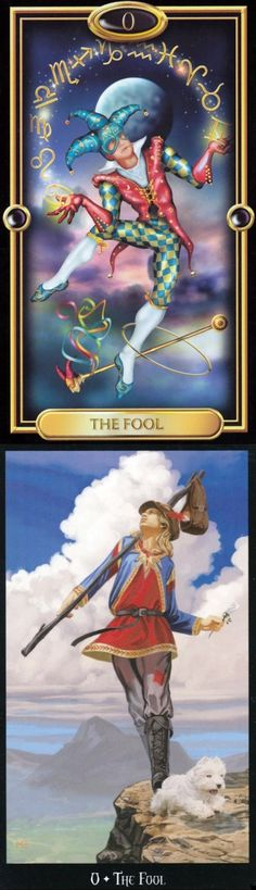 THE FOOL: innocence and unaware of consequences (reverse). Gilded Tarot deck and Witches Tarot deck: tarot card bag, tarot waite deck and free accurate tarot reading. The best oracles and magic the gathering artwork. Pick A Tarot Card, Tarot Cards, Tarot Waite, Accurate Tarot Reading, Tarot Decks, Magic The Gathering, Witches, Happy Halloween, Death
