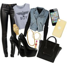 """Untitled #318"" by neekcole on Polyvore"