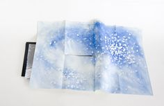 """Perejaume, Etchings; artist's book  """"dibuixos de veu"""""""