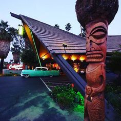 """""""Caliente Tropics Resort wants to thank Tiki Ray for this wonderful and beautiful addition to our Ohana, a tip of the Pāpale to you sir! Also a huge thank you to Tiki Caliente for hosting the coolest fest around! Much love and mahalo beautiful people! #tikiray #tikicaliente #calientetropics @tikiray1 @roryjsnyder"""" Photo taken by @calientetropicsresort on Instagram, pinned via the InstaPin iOS App! http://www.instapinapp.com (05/16/2016)"""