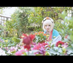 Ao no Exorcist Shiemi Moriyama Kimono Cosplay