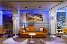 UNA Hotel Tocq, #Milano #Italy #design