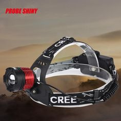 DC 29 Shining Hot Selling Fast Shipping  5000 Lm CREE XM-L XML T6 LED Headlamp Headlight flashlight head light lamp 18650 #Affiliate