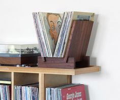 32 idées déco pour ranger des vinyles