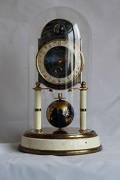 J Kaiser G M B H Germany World Anniversary Clock