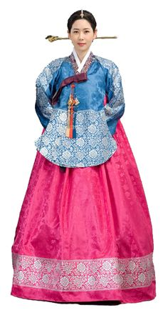 Pix For > Korean Princess Hanbok