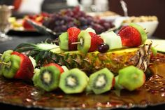 ♥  Simple, Elegant And Healthy Appetizer Or Dessert To Serve Guests