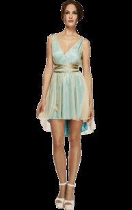Adult Fever Grecian Queen Costume