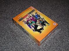 The big bang theory : #complete #seasons 1 - 5 new sealed dvd #boxset (free uk p&,  View more on the LINK: http://www.zeppy.io/product/gb/2/192077445495/