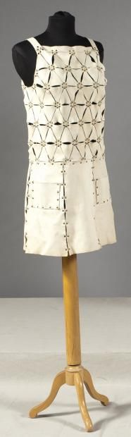 Paco RABANNE, haute couture, circa 1965/1968