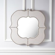 Curvature Wall Mirror © Two's Company