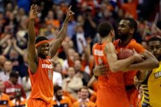 nbcnews:  Syracuse moves on to Final Four, beats Marquette 55-39 (Photo: Getty Images) WASHINGTON, D.C. — James Southerland led the way with 16 points and Michael Carter-Williams played a fantastic floor game as No. 4 seed Syracuse knocked off No. 3 seed Marquette 55-39 in the Verizon Center to advance to the Final Four on Saturday night. Read more from NBC Sports.