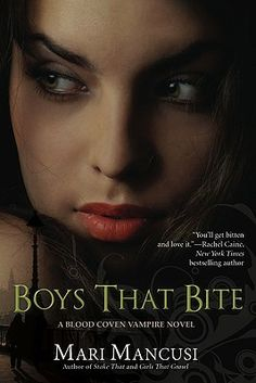 Blood Coven Vampire #1 Boys That Bite hmmm might look for this on next trip to the book adoption store...