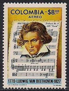 Ludwig van Beethoven (1770-1827), Colombia