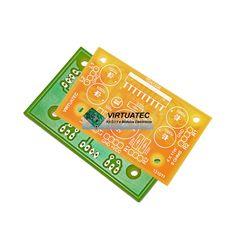 Placa p/ montar Amplificador com TDA1554 ou TDA1558