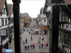 Walking in Chester - UK
