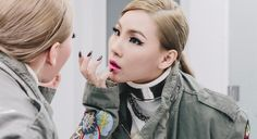 "CL speaks about being on her own for the first time with music magazine ""The Fader"""
