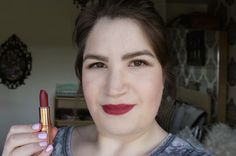 Charlotte Tilbury Matte Revolution Lipstick in Love Liberty.