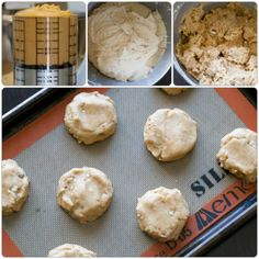 Peanut Butter Cookies for Milk Bar Monday