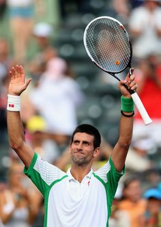 There's nothing sexier than number one, and Novak Djokovic is it. #tennis #wimbeldon