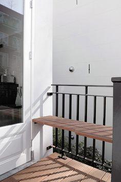 Slimme oplossing met weinig ruimte   Meer interieur-inspiratie? Kijk op Walhalla.com/inspiratie