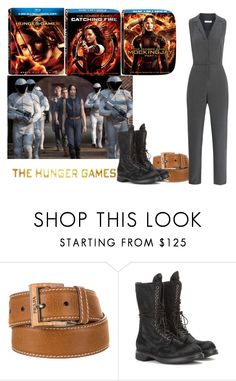 """""""Hunger Games Style"""" by beauty-dxc ❤ liked on Polyvore featuring Prada, Rick Owens, Equipment, Hungergames and contestentry"""