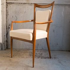 Set of Eight Chairs by Melchiorre Bega  3