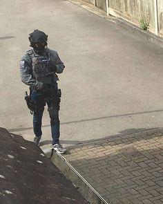 Attack Attack, Uk Arms, Surrey, Cops, Awakening, Police, Military, Instagram, Secret Service