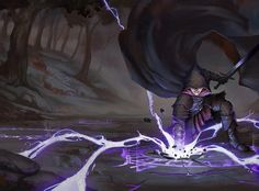 ArtStation - The Knight's Order Cover Art, Hugh Pindur