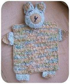 Ravelry: Lullaby Lamb pattern by Debbie Tabor
