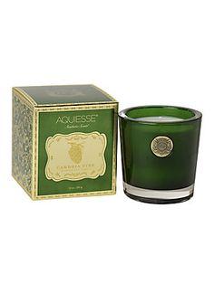Aquiesse Cambria Pine Candle - Aiguilles de pin, résine de térébenthine, musc blanc