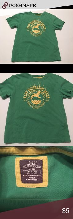 H&M - toddler boy shirt Size 2-3T boys t-shirt; great condition! H&M Shirts & Tops Tees - Short Sleeve