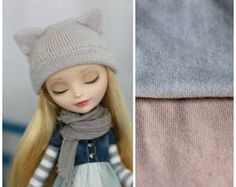 Cat-hat  for Monster High / Ever After High  doll 1/6 size