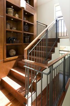 Modern Wrought Iron Railing Design Ideas, Pictures, Remodel and Decor