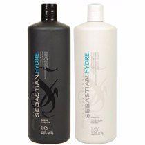 Sebastian Prof Hydre - Shampoo 1000ml + Condicionador 1000ml