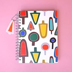 Our gorgeous Designed in Antwerp range - we love this notebook